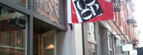 Barneys New York, Soho is one of NYC SHOPS.