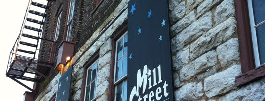 Mill Street Grill is one of Food.