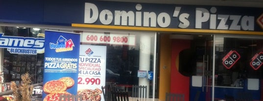 Domino's Pizza is one of Peñalolén.