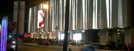 Cineleisure Orchard is one of 新加坡 Singapore - Shopping Malls.