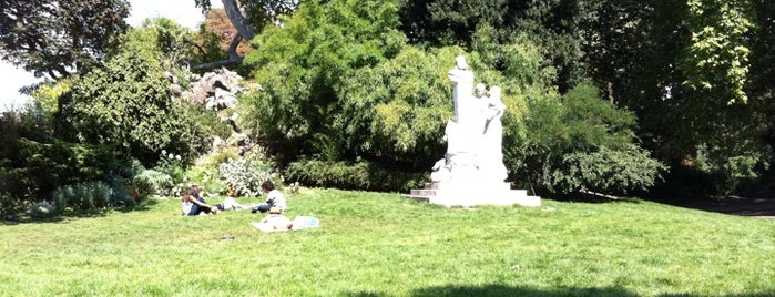 Parc Monceau is one of Parcs, jardins et squares - Paris.