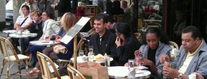 Les Deux Magots is one of  Paris Eat .