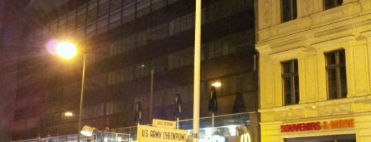 Checkpoint Charlie is one of Berlin to do.