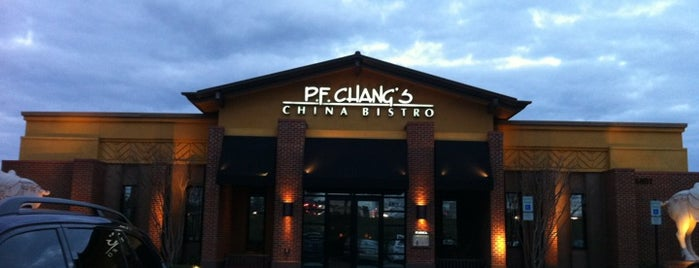 P.F. Chang's is one of Good Eats.