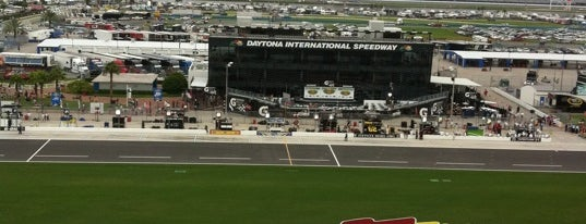 Daytona International Speedway is one of Great Sport Locations Across United States.