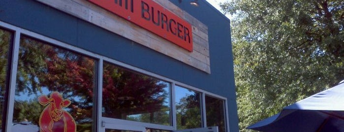 Farm Burger is one of Best Places to Check out in United States Pt 5.