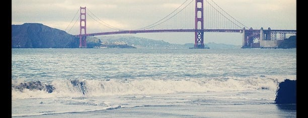China Beach is one of Must-Visit Great Outdoors in San Francisco.