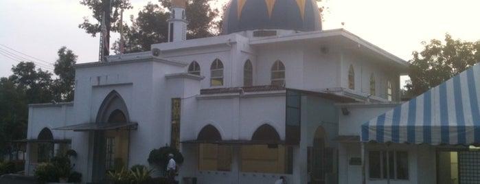 Surau @ Taman Bukit Mulia is one of Baitullah : Masjid & Surau.
