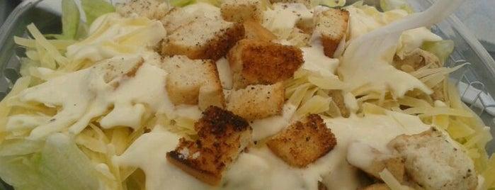 Salad Express is one of Restaurantes, Bares, Cafeterias y el Mundo Gourmet.