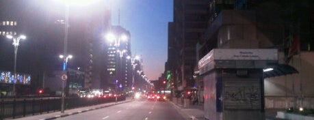 Avenida Paulista is one of Lugares legais em São Paulo.
