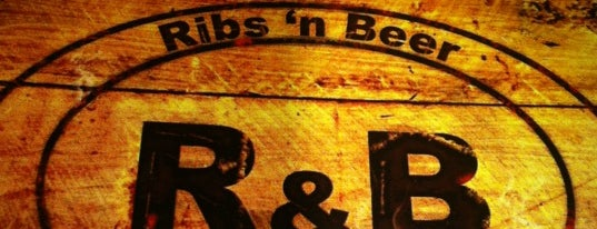 Ribs 'n Beer is one of Brugge.