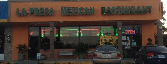 La Presa Mexican Restaurant