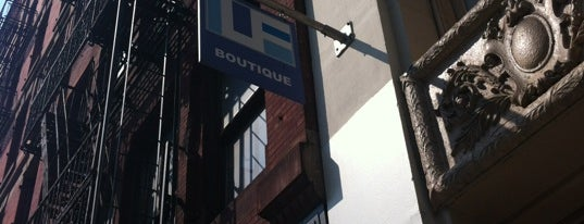 LF Boutique is one of NYC SHOPS.
