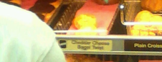 Dunkin Donuts is one of Repeat places.