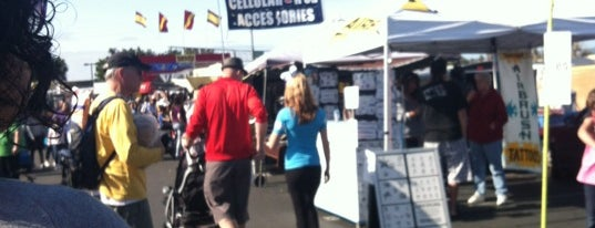 Kobey's Swap Meet is one of San Diego's 59-Mile Scenic Drive.