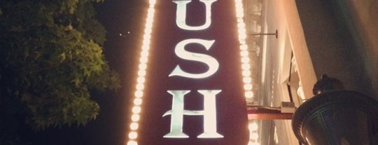 Plush is one of Central Dallas Lunch, Dinner & Libations.