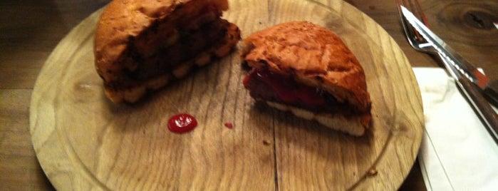 Dükkan Burger is one of bağdat caddesi'nde ne yenir.