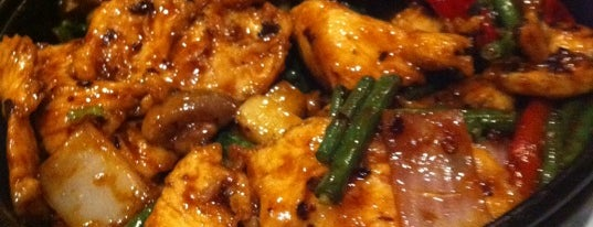 Blue Ginger Asian Fusion Bistro is one of C'BUS- Ethnic Route.