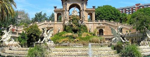 Parc de la Ciutadella is one of To do things - BCN.
