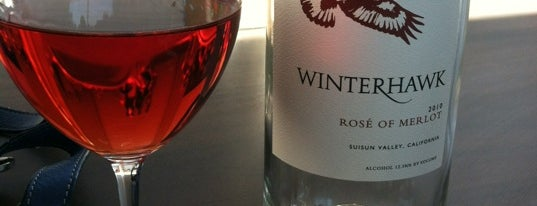 Winterhawk Winery is one of Beyond the Peninsula.