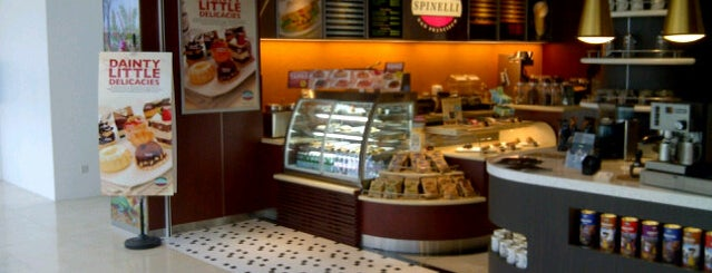Spinelli Coffee Company is one of Off beat places to visit in Singapore.