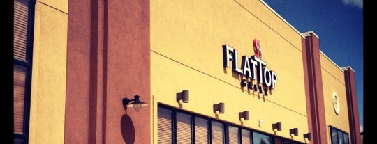 FlatTop Grill Peoria is one of Good Eats.