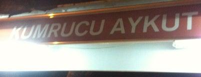 Kumrucu Aykut is one of Meşhur Çeşme Kumrusu.