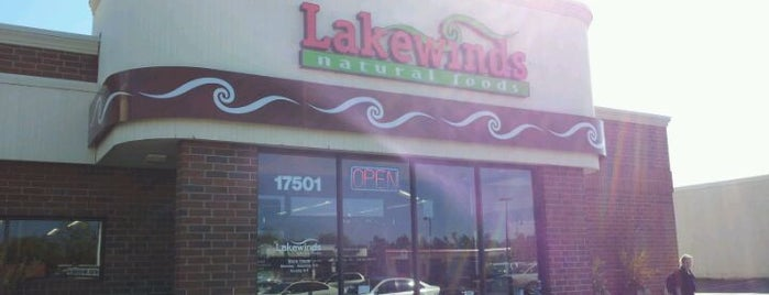 Lakewinds Natural Foods is one of A list of spots.