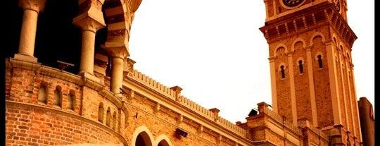 Bangunan Sultan Abdul Samad is one of malaysia/KL.
