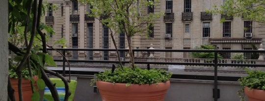 Sky Terrace at Hudson Hotel is one of USA NYC MAN Midtown West.