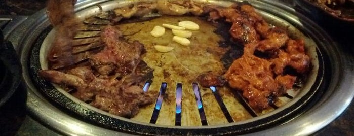 Palace Korean Bar & Grill is one of Been There, Ate It.