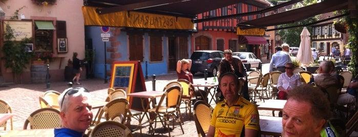Strasbourg Caf Ef Bf Bd Bar Patisserie