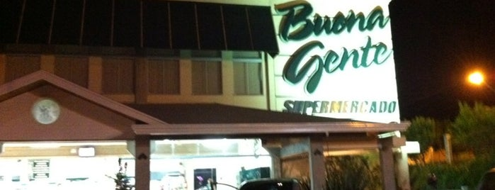Supermercado Buona Gente is one of Top picks for Brazilian Restaurants.