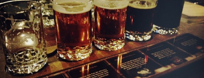 Minneapolis Town Hall Brewery is one of Beer / RateBeer's Top 100 Brewers [2015].