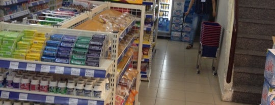 Ministop is one of Khu Tây Balo.