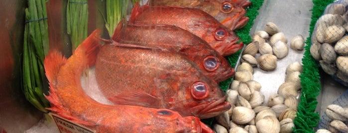 El Pescador Fish Market is one of San Diego.