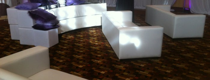 Alcatel-Lucent Trend Lounge is one of BADGE.
