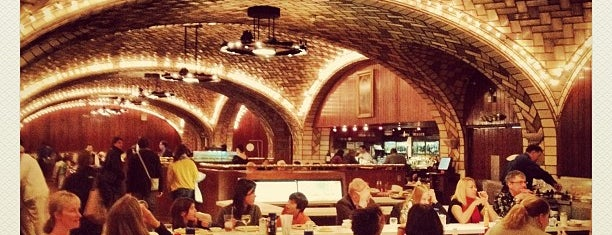 Grand Central Oyster Bar is one of Restaurants.