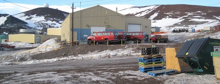 Post Office is one of Antarctica.