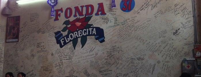 Fonda La Florecita is one of Restaurantes que Recomiendo.