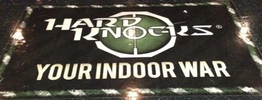 Hard Knocks is one of Cool Orlando Geek Spots.