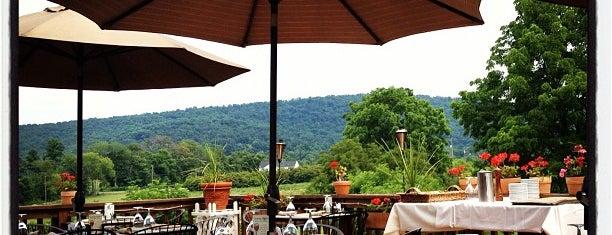 Grandale Farm is one of 50 Best Restaurants 2012.