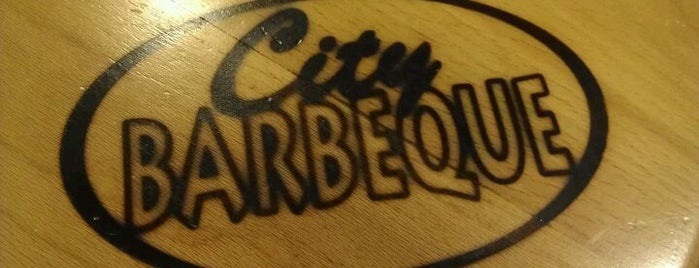 City Barbeque is one of Places to eat in INDY.