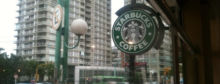 Starbucks is one of mia.