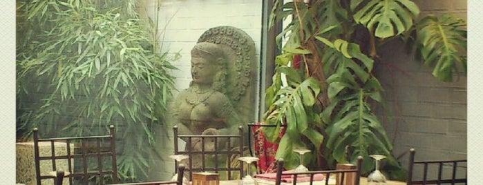 Garuda is one of Terrasse is in the Garden - Brussels.