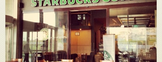 Starbucks is one of Ankara.