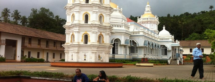 Shri Mangesh Temple is one of Best of GOA, #4sqCities.