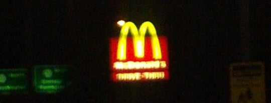 McDonald's is one of Popular places.