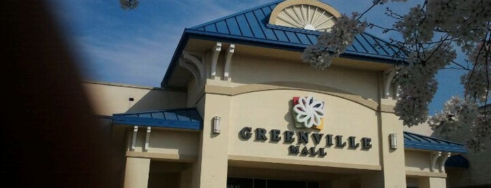 Greenville Mall is one of Im a Regular.