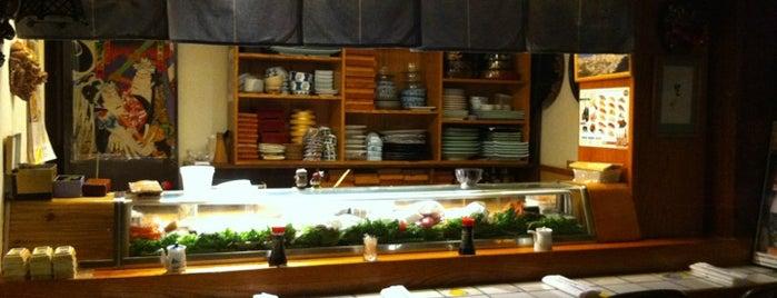 Tokubei 86 Japanese Restaurant is one of Upper East Side Bucket List.